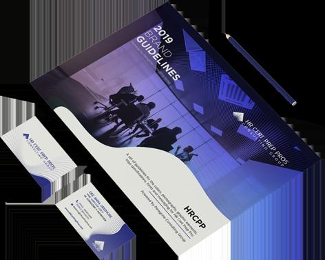 branding applications for HRCPP