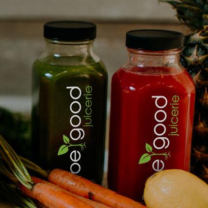 be good juicerie juices