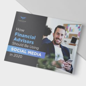 social media for financial advisors cover page